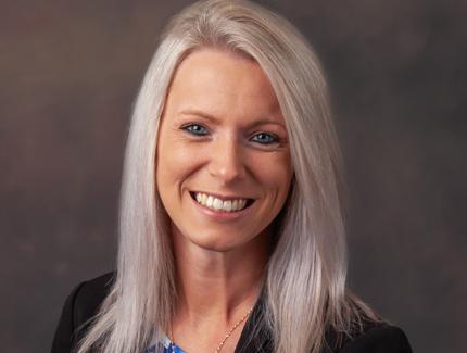 Photo of Kristie Stinchcomb, NP of Gastroenterology