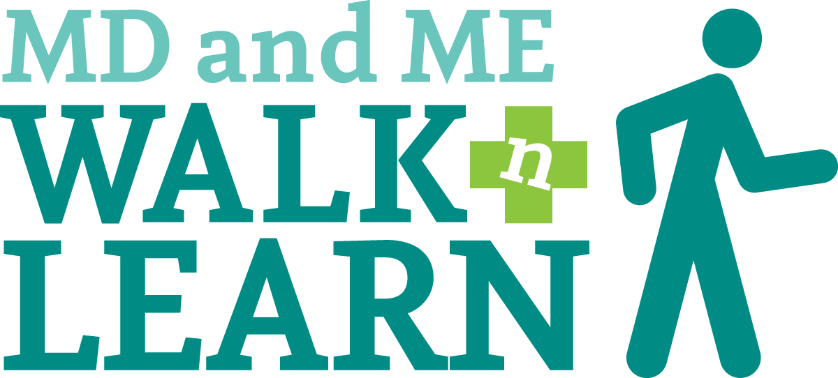 MD and Me - Walk & Learn | Parkview Health