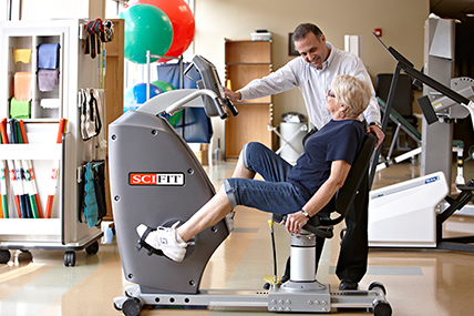 Outpatient Rehabilitation Therapy