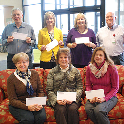 Community Health Improvement funds for 2013 designees