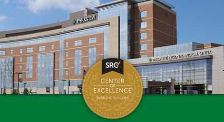 Center of Excellence in Robotic Surgery
