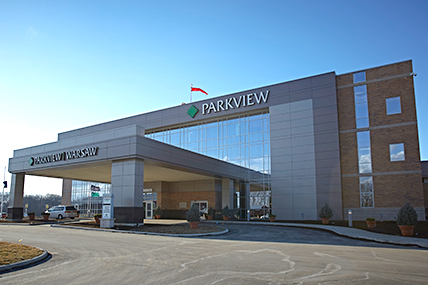 Parkview Warsaw exterior