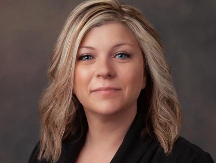 Photo of Sarah Slocum, NP of Urology