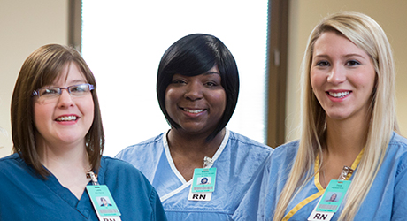Parkview Health nurses