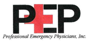Professional Emergency Physicians logo