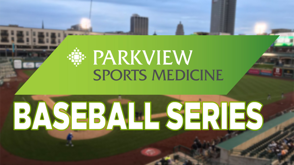 2020 Parkview Sports Medicine Baseball Series canceled