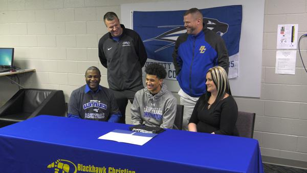 BC's Mull signs with USF mens hoops