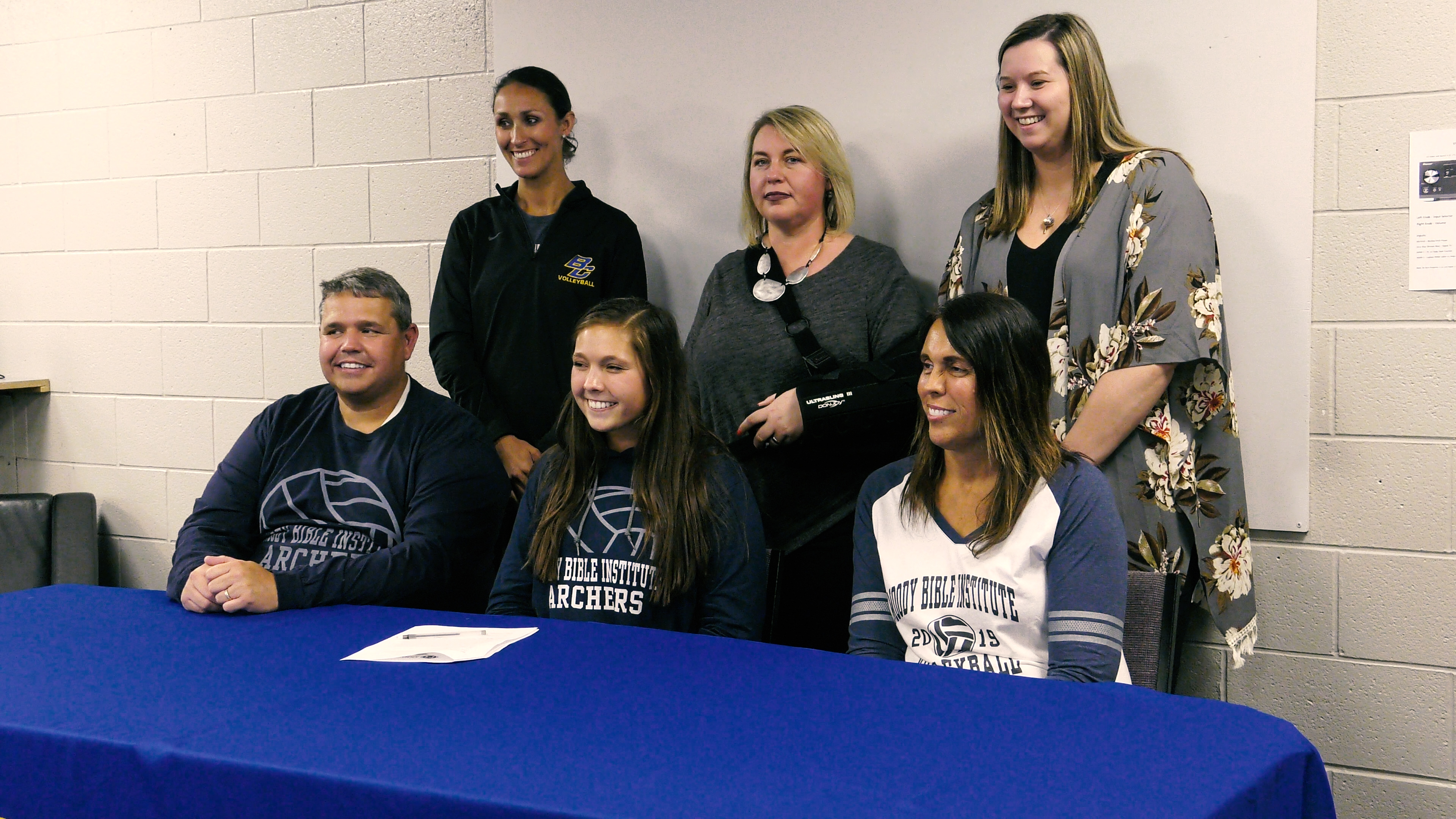 Blackhawk Christian's Abbie Boyer heading to Moody Bible Institute for volleyball