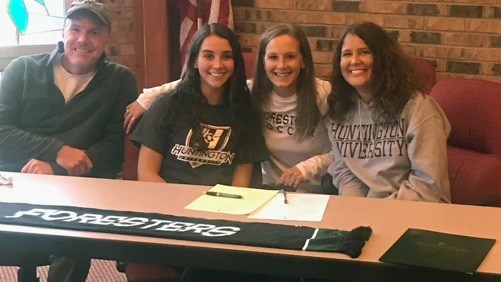 Concordia's Bryant joins Huntington University soccer