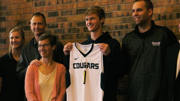 Concordia's Gottschalk headed to Spring Arbor for hoops