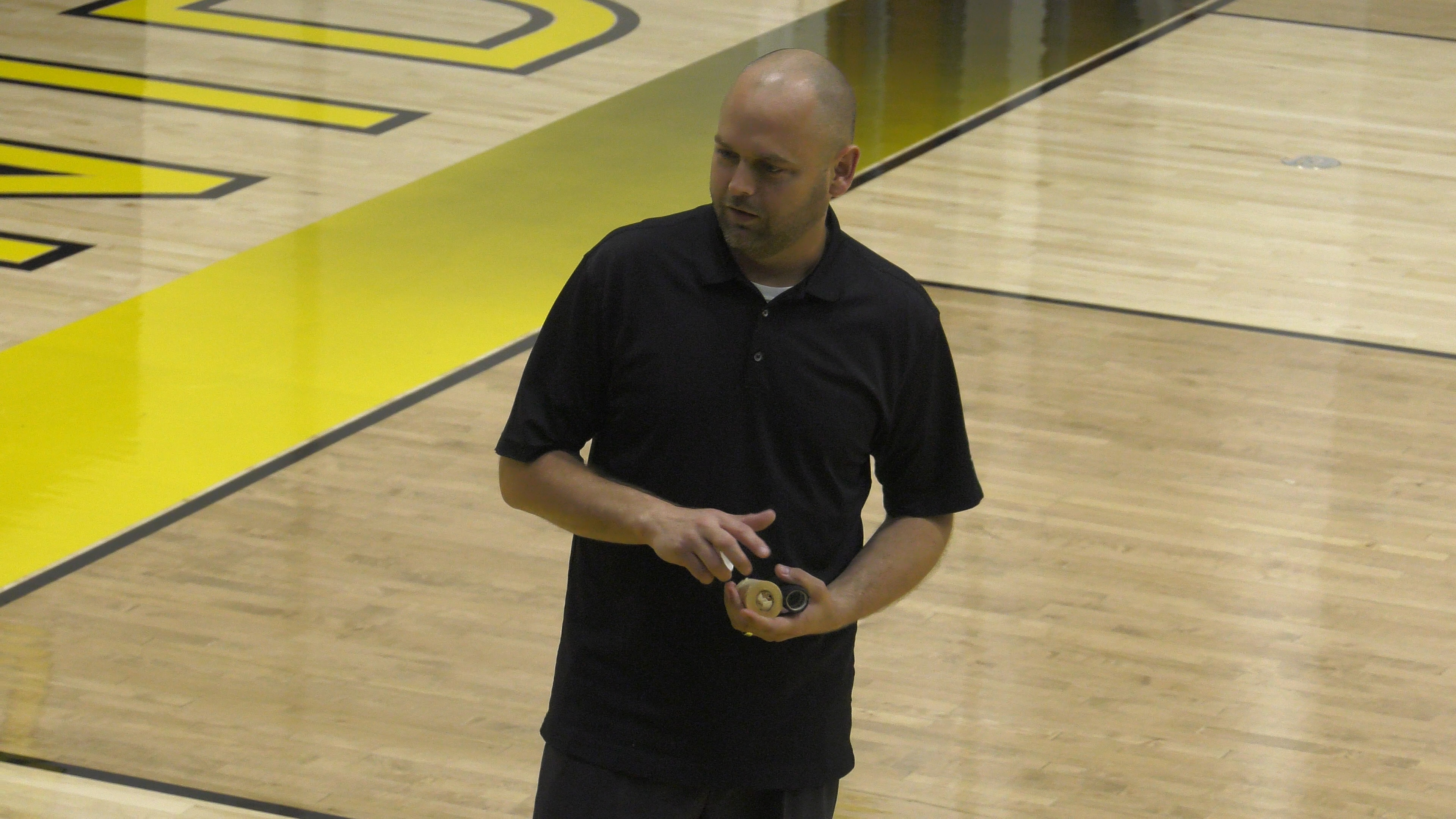 Dunton named Snider volleyball coach