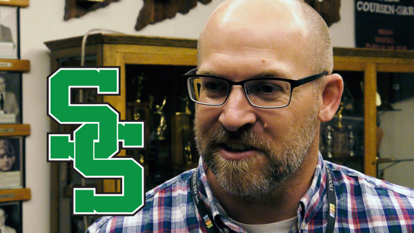Admiration for Archers' tradition key for new South Side AD Torrey Curry