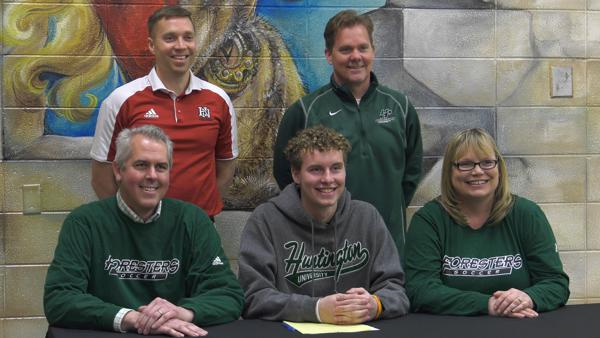 HNHS senior Caleb Smith heading to Huntington University to play soccer