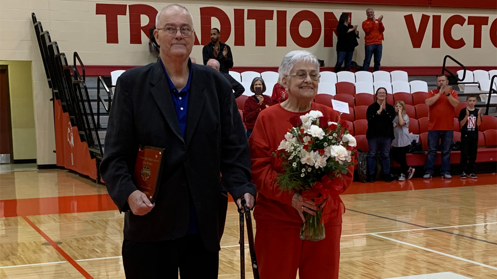 North Side celebrates Don Hunter's half-century of contributions to athletics