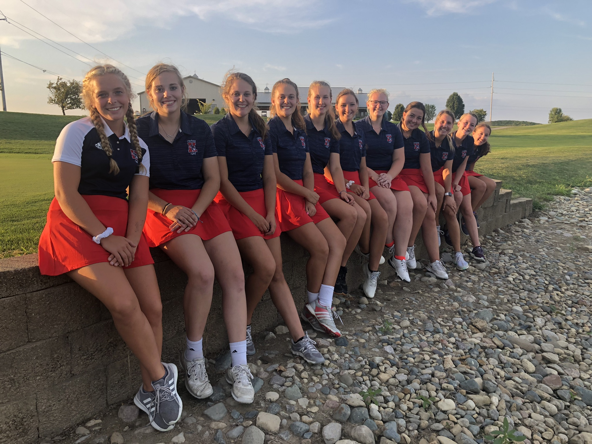 Lady Patriots golf opens season strong
