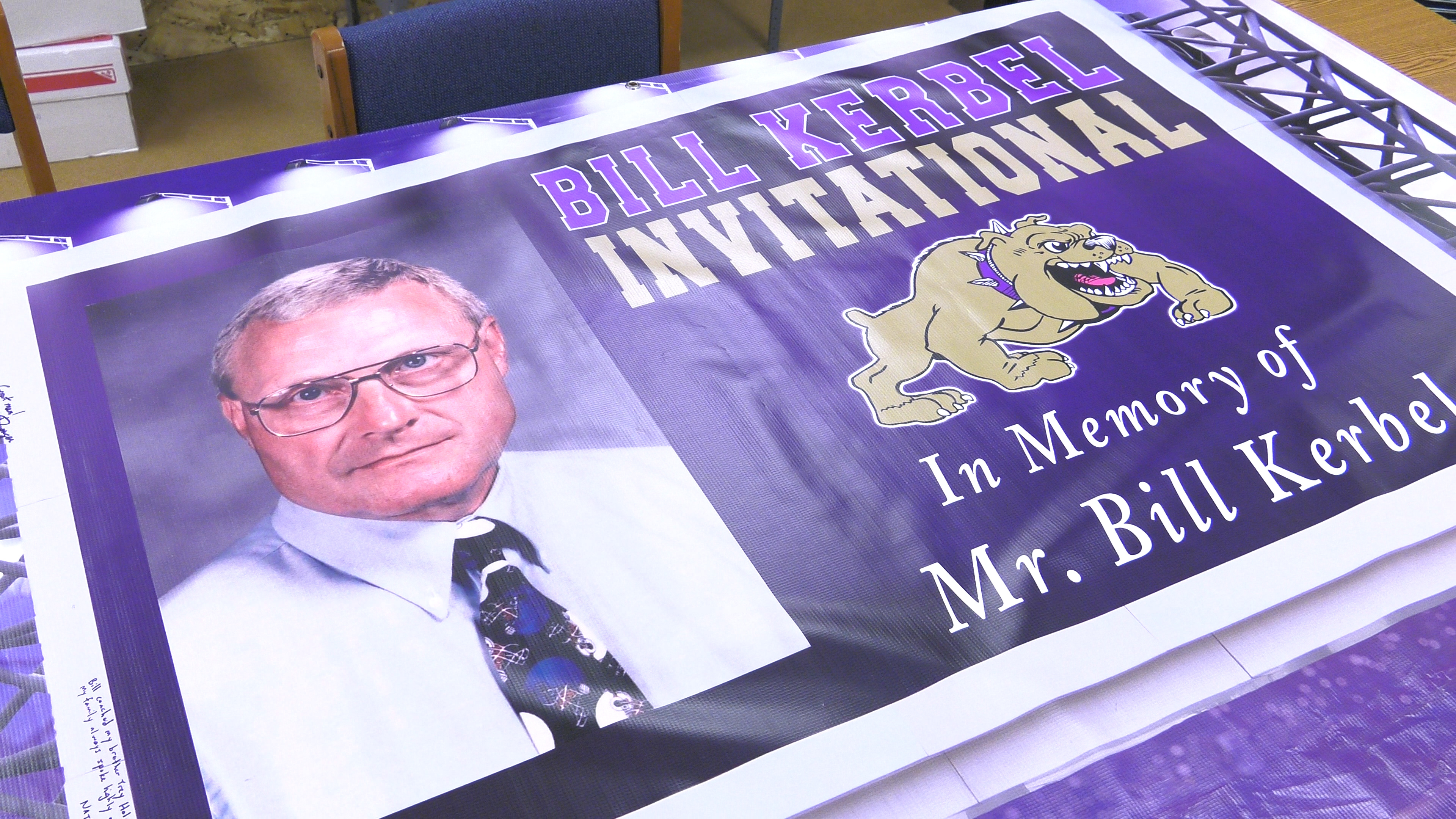 New Haven honors hall-of-fame coach & AD with annual Kerbel wrestling invite