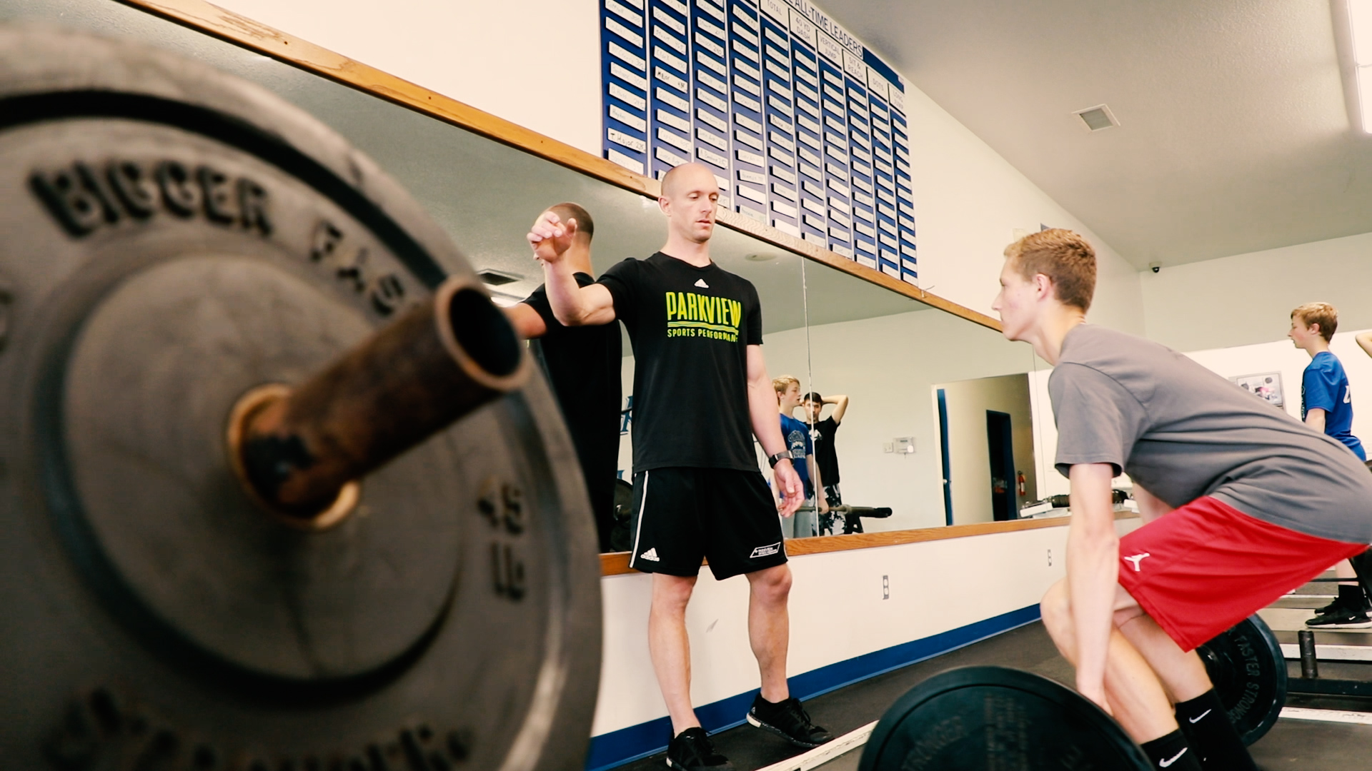 PSM Performance helping train Antwerp student-athletes