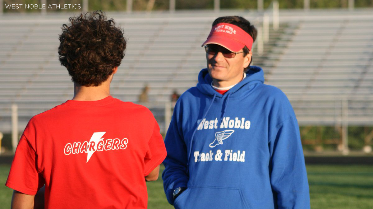 West Noble names annual cross country invitational for late coach Schlemmer