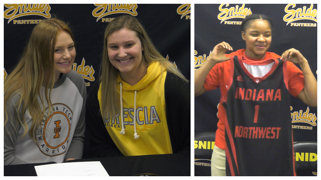 Snider's Westra, Beitler and Davis make college choices