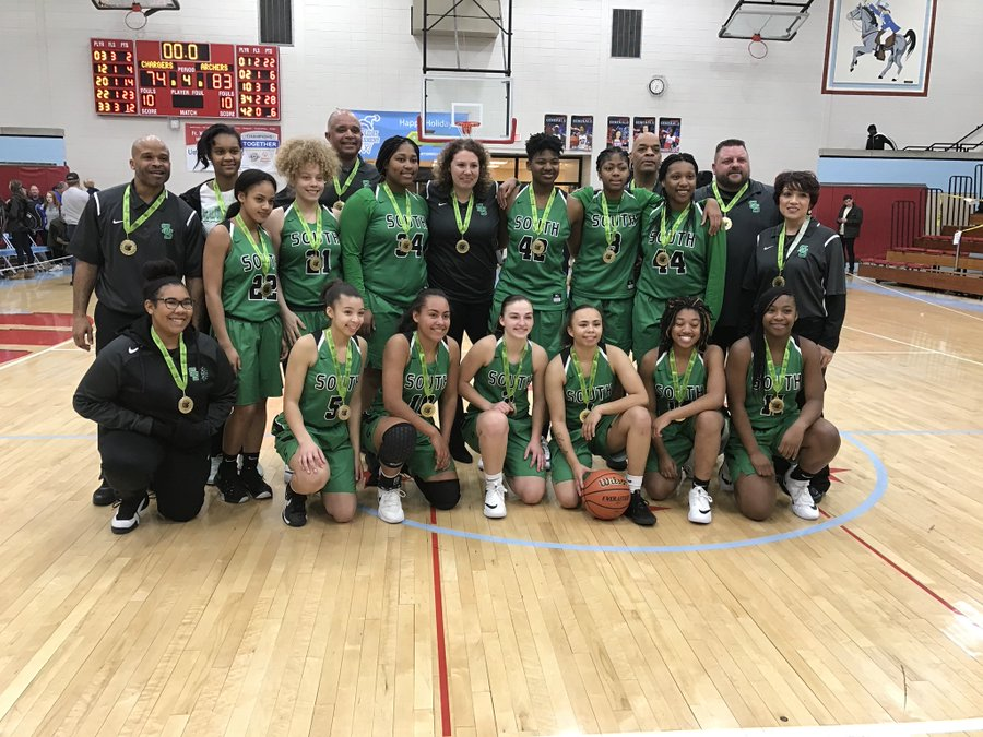 South Side shoots its way to PSM SAC Holiday Tournament title