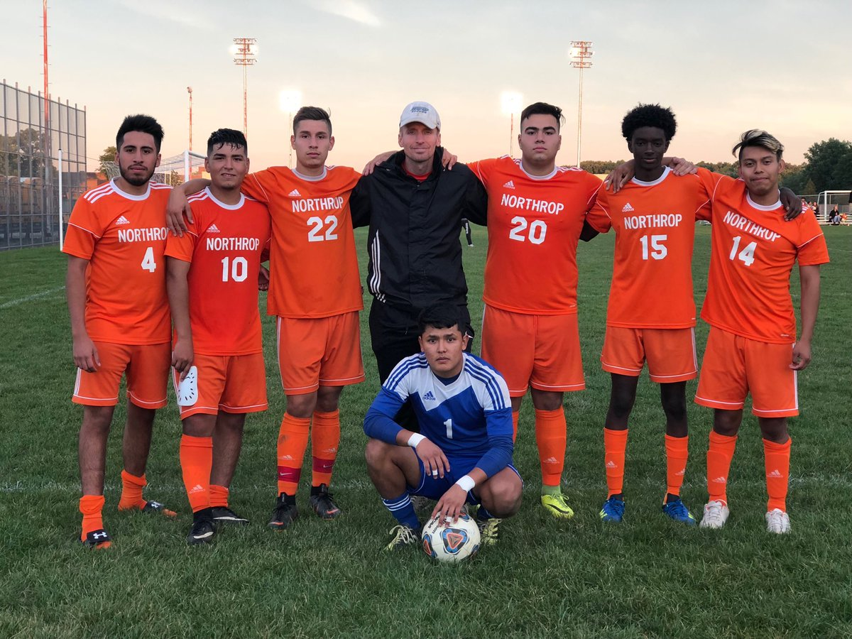 Success breeds success for Northrop boys soccer