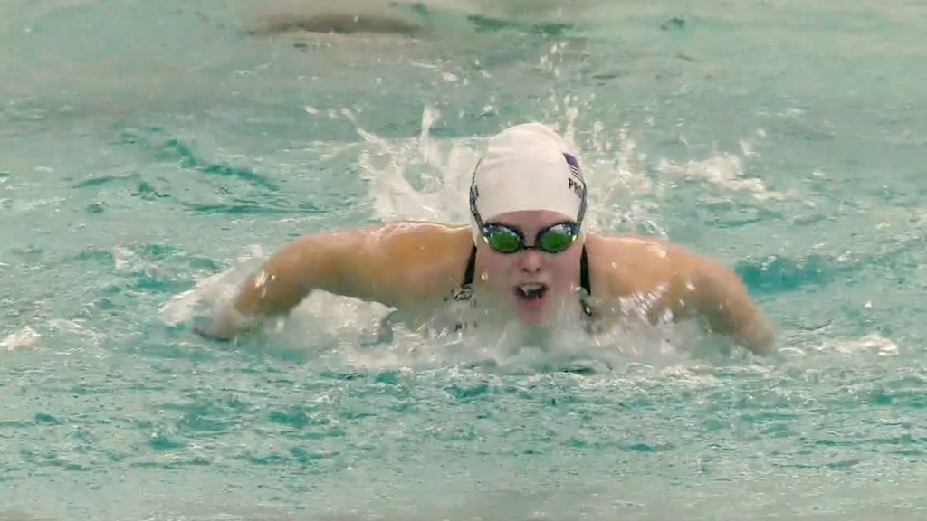 Snider's Prochaska builds swim career off Parapan American Games experience