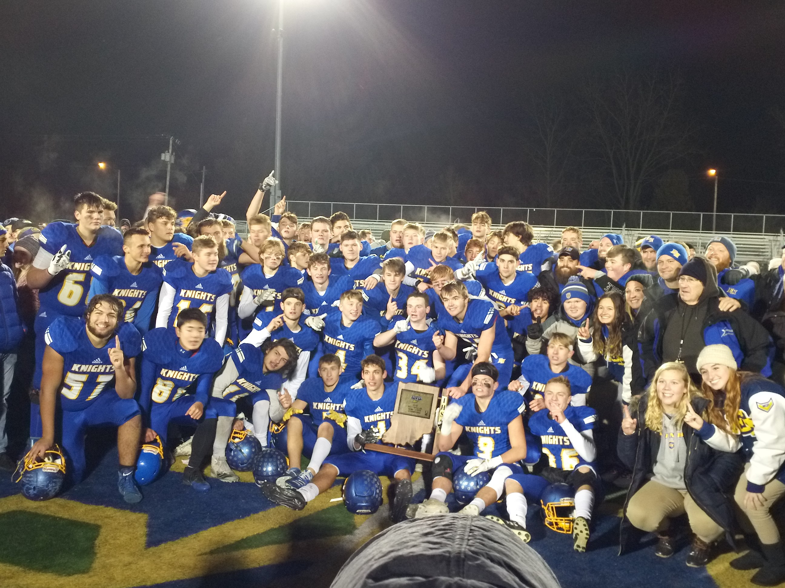 East Noble clinches first semi-state in 16 years