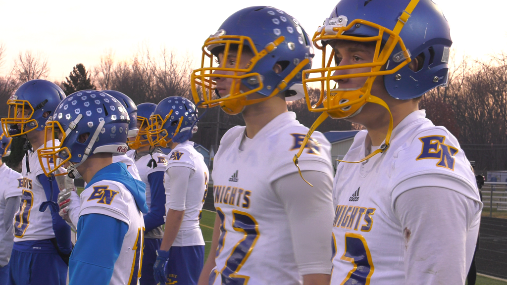 Excitement level high for East Noble players, coaches & community ahead of football state finals
