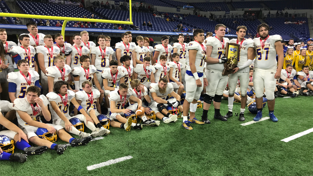 East Noble's state title bid comes up short