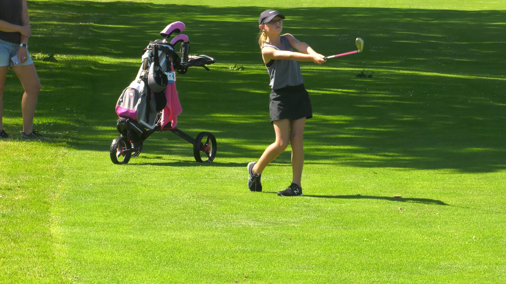 Fort Wayne Parks/Parkview Sports Medicine PeeWee & Junior Golf Tours provide summer of fun for young golfers