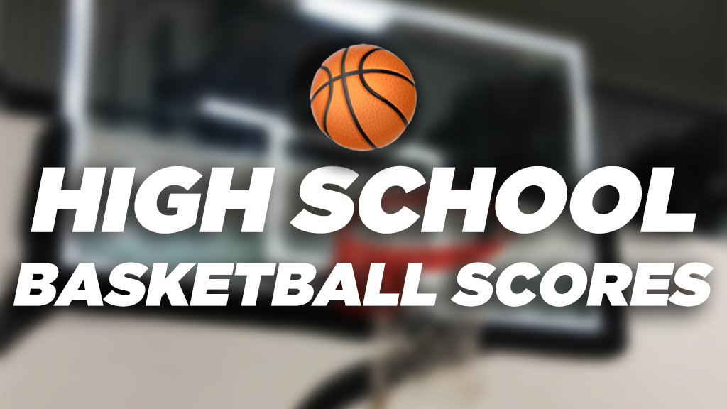 High School Boys Basketball Scoreboard - February 14, 2020