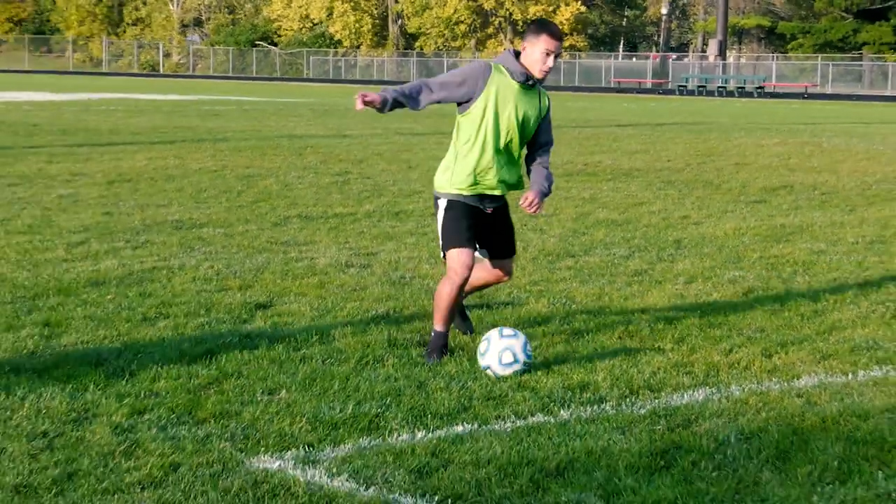 South Side's Ko Dan named SAC Boys Soccer Player of the Year