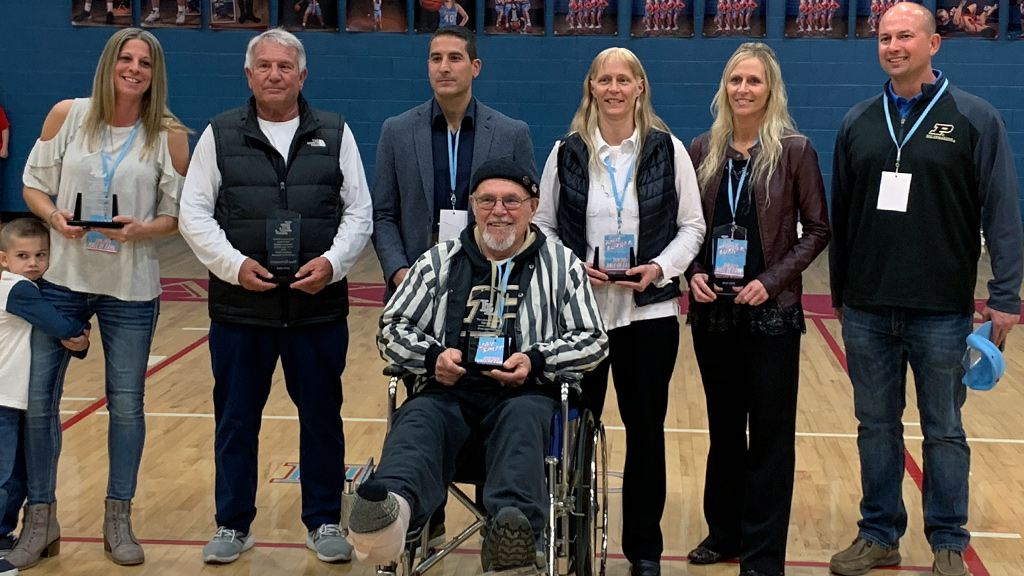 Lakeland inducts 6 into Athletics Hall of Fame