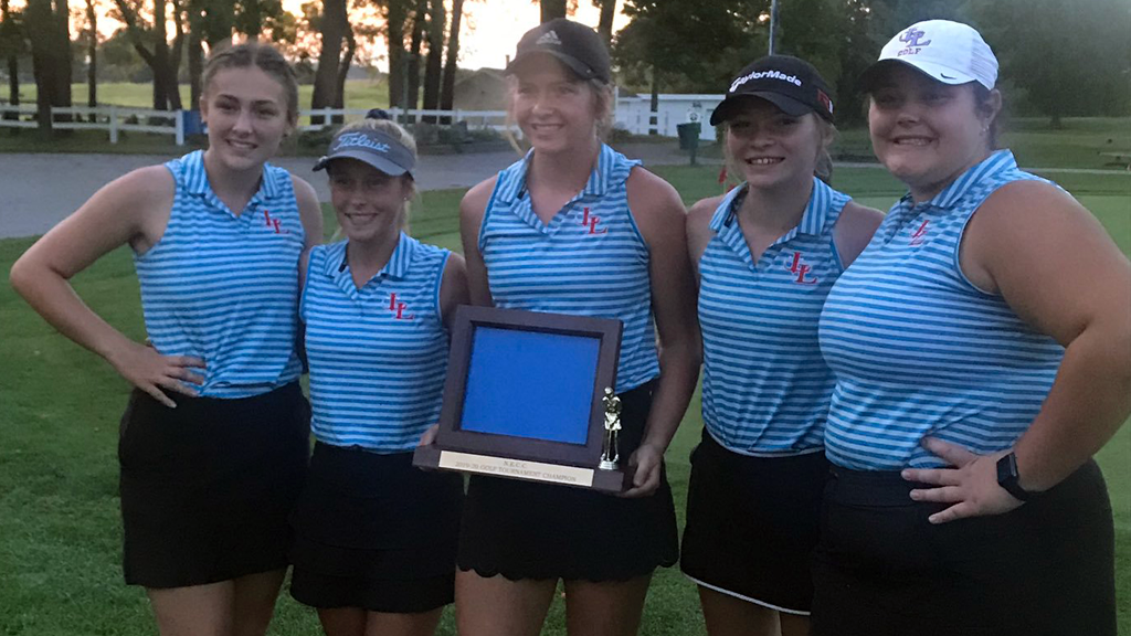 Lakeland claims NECC girls golf title; full results