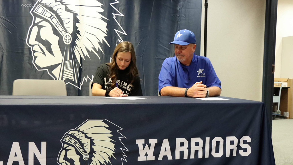 Woodlan's Hallie Mason joining Lansing Community College softball