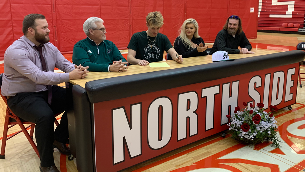 North Side's Meisner picks Huntington University baseball
