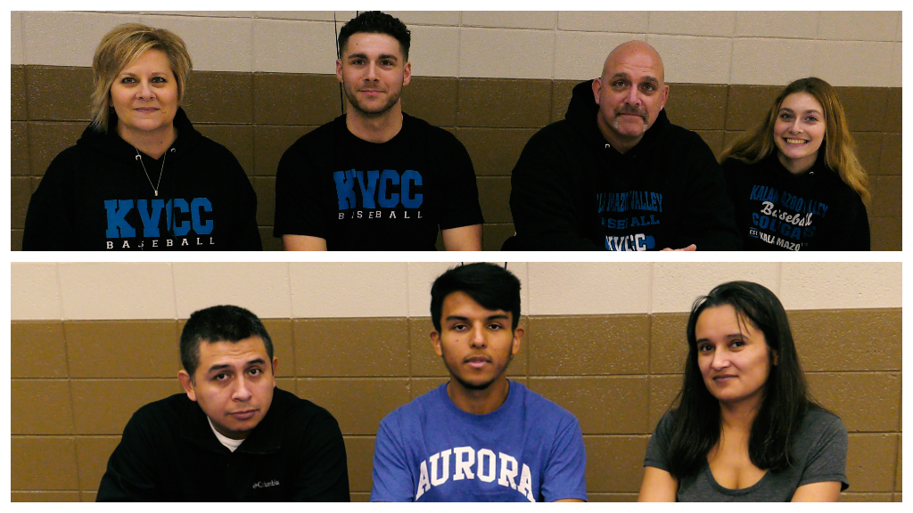 Bruins seniors Valencia & Foote make college choices official