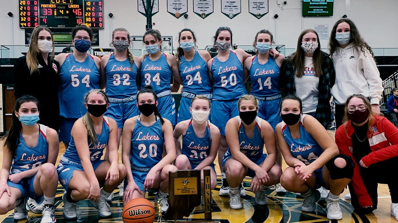 Lady Lakers chart their own history with first sectional title in quarter century