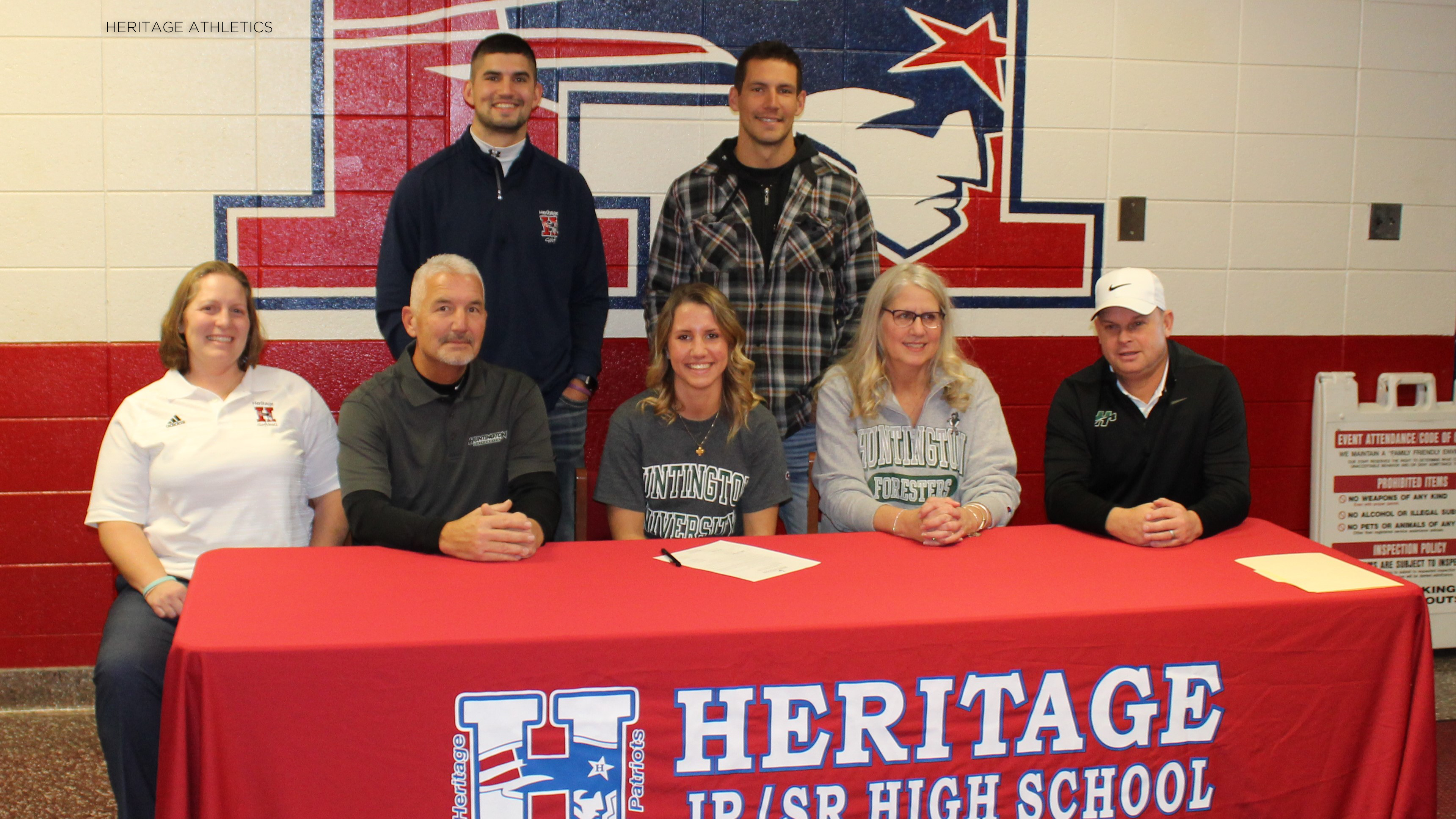Heritage's Abby Sheehan joins Huntington University golf team