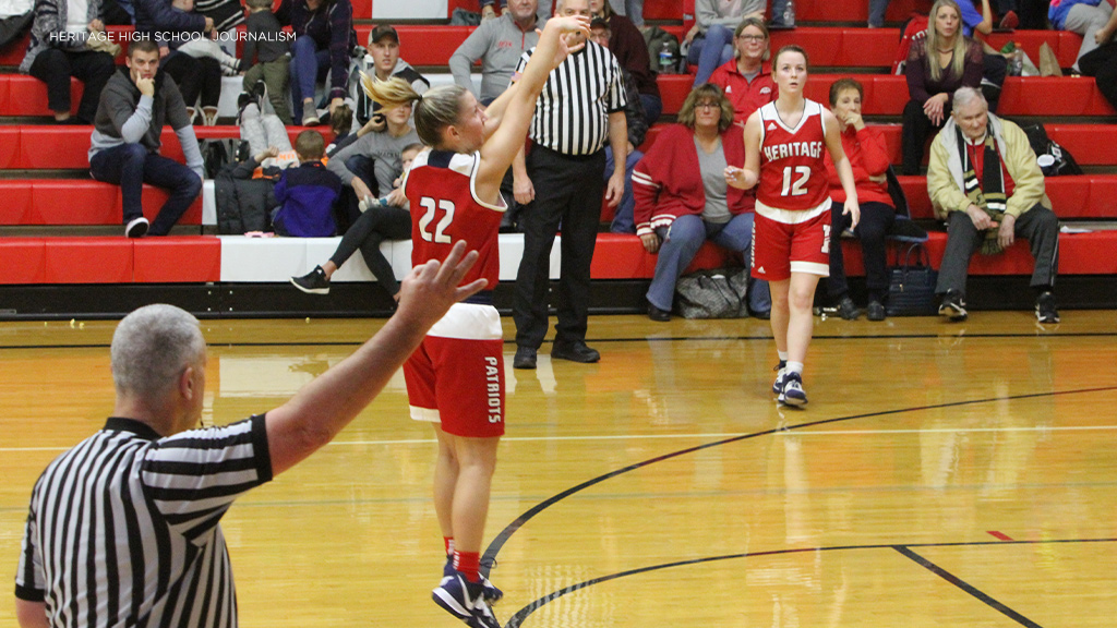Heritage sharpshooter Sheehan aims for national 3-point shooting contest