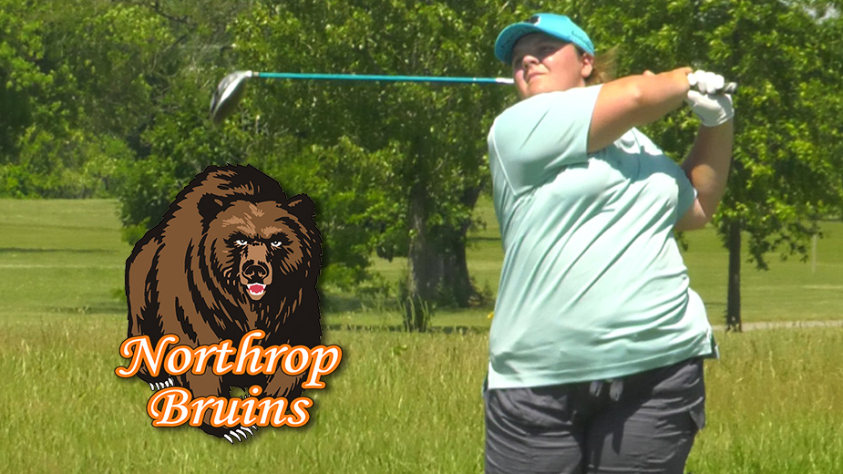 Sky's the limit for Northrop's SAC champion golfer