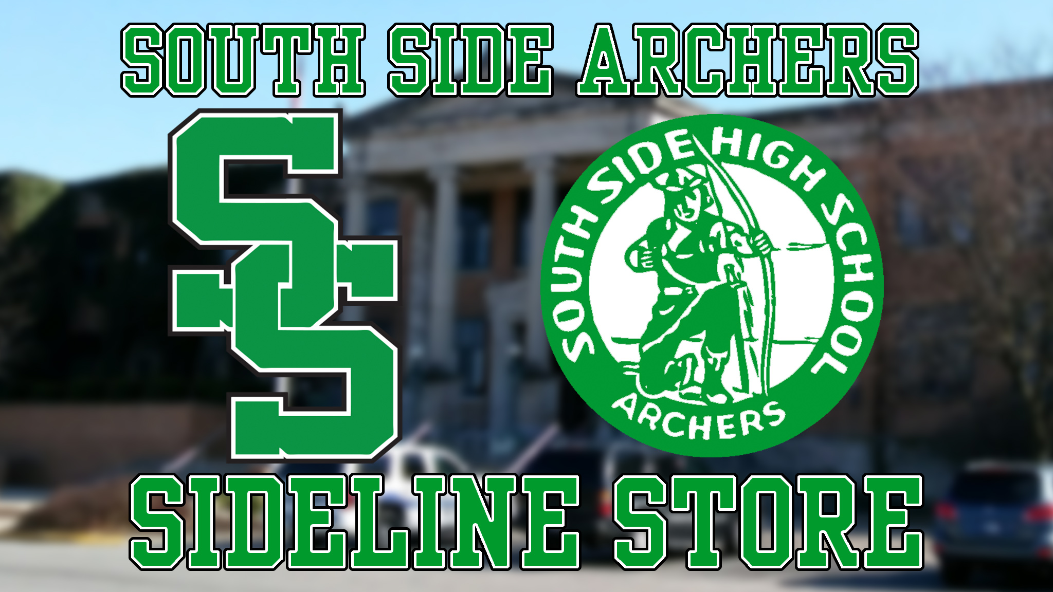 South Side Archers Sideline Store Information