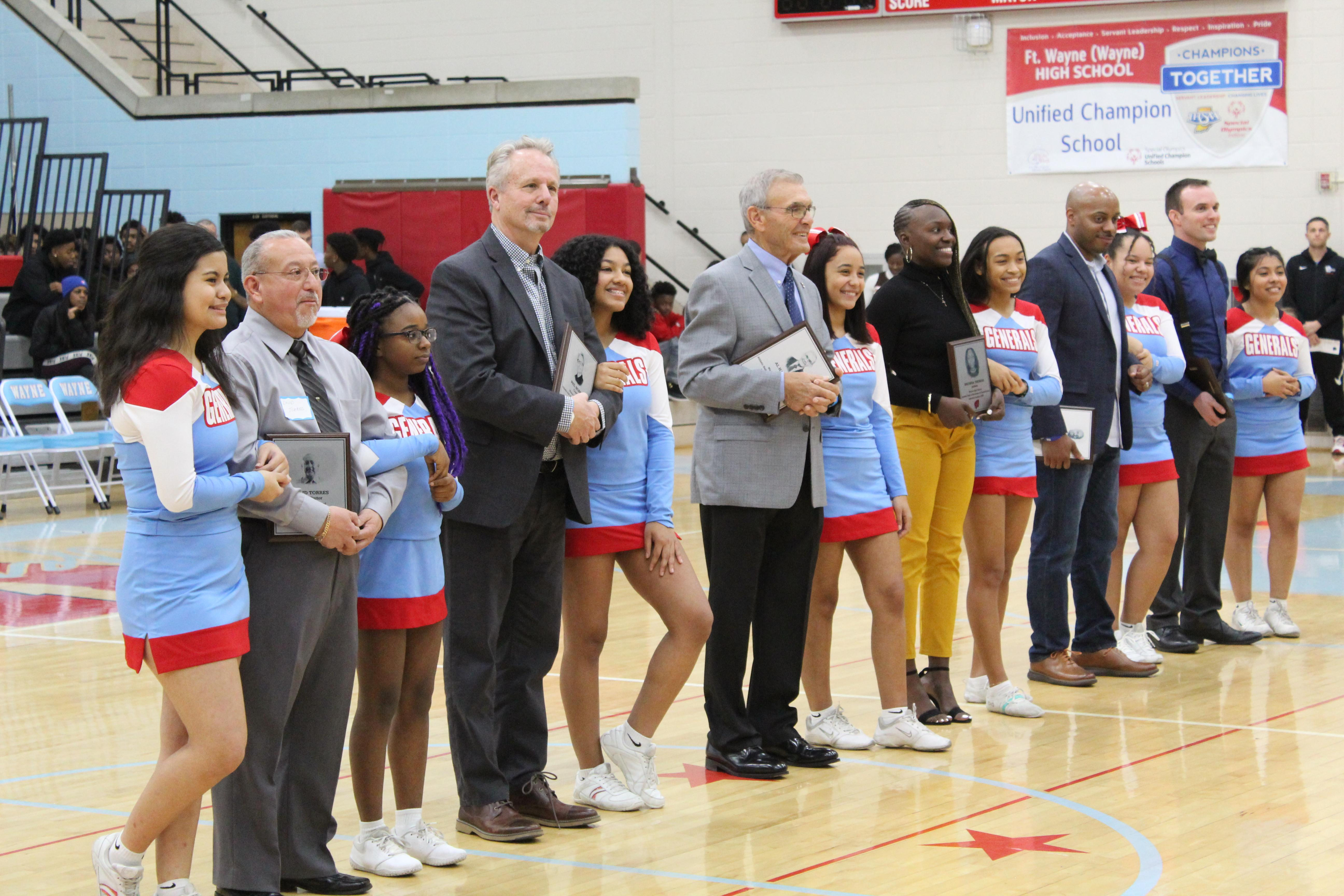 Six new inductees added to Wayne High School Athletics Hall of Fame