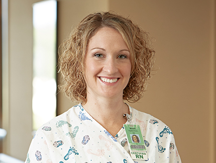 Photo of Michelle Harlan of Parkview Noble Hospital